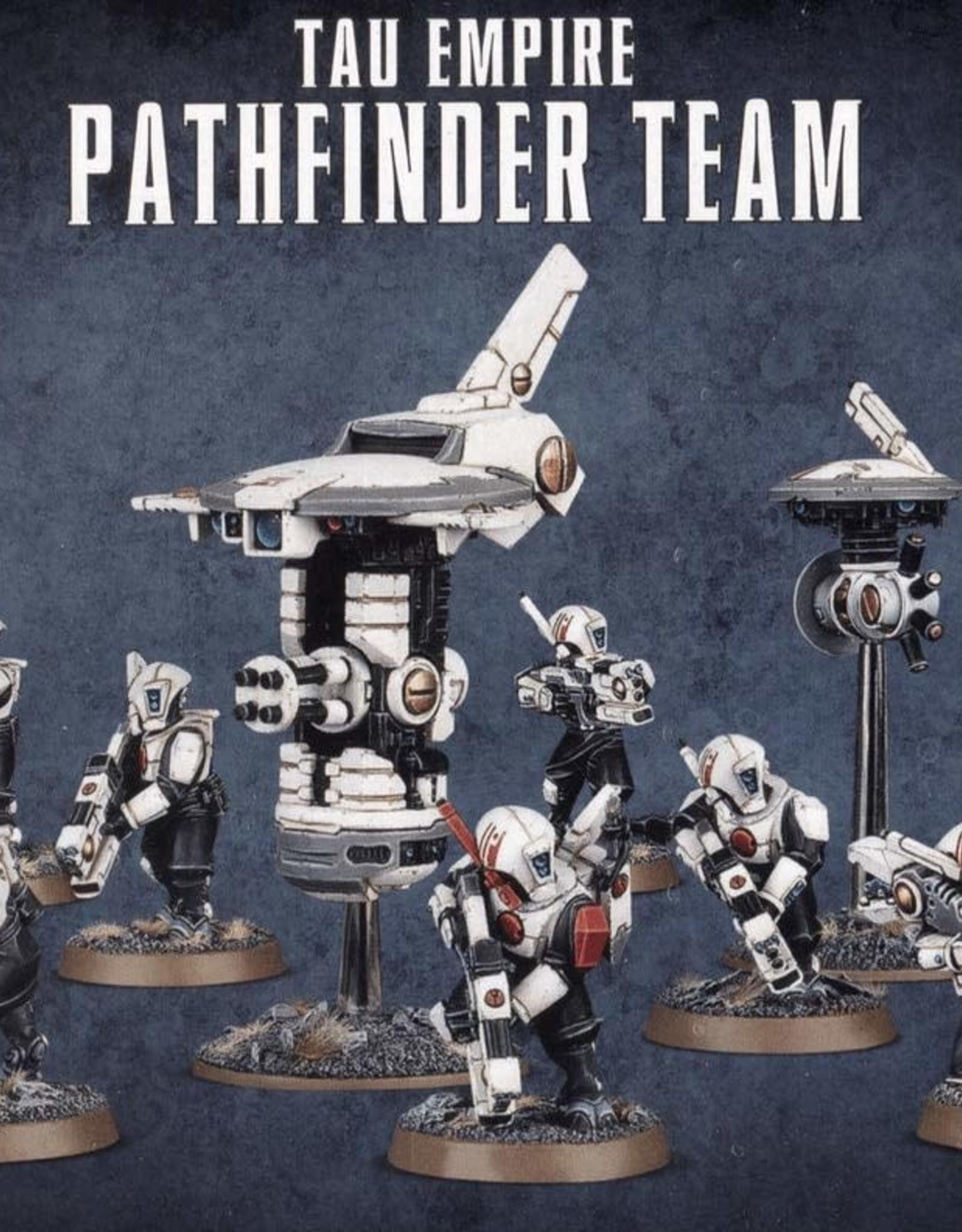 Warhammer 40K Tau Empire Pathfinder Team