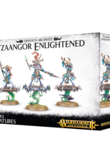 Age of Sigmar Tzeentch Arcanites Tzaangor Enlightened