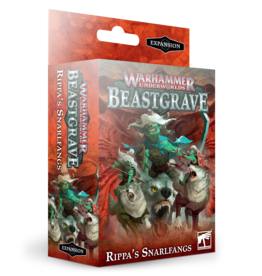Warhammer Underworlds Warhammer Underworlds: Rippas's Snarlfangs