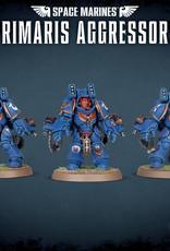 Warhammer 40K Space Marine Primaris Aggressors