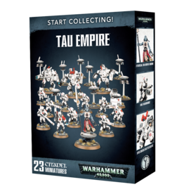 Warhammer 40K Start Collecting! Tau Empire