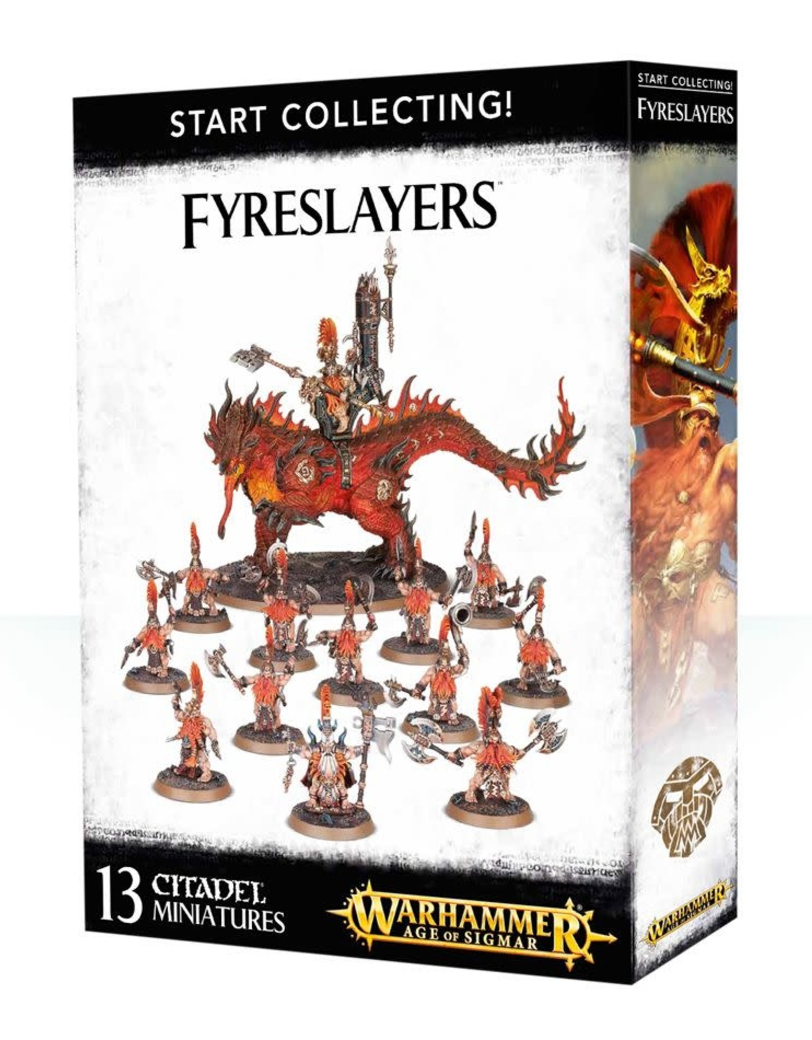 Age of Sigmar Start Collecting! Fyreslayers