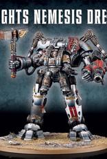 Warhammer 40K Grey Knights Nemesis Dreadknight