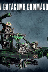 Warhammer 40K Necron Catacomb Command Barge/Annihilation Barge