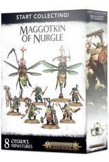 Age of Sigmar Start Collecting! Maggotkin of Nurgle