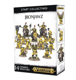 Age of Sigmar Start Collecting! Ironjawz