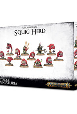 Age of Sigmar Gloomspite Gitz Squig Herd