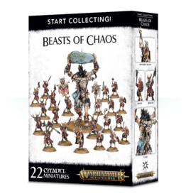 Age of Sigmar Start Collecting! Beasts of Chaos