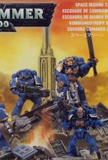Warhammer 40K Space Marine Command Squad