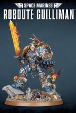 Warhammer 40K Space Marines Roboute Guilliman