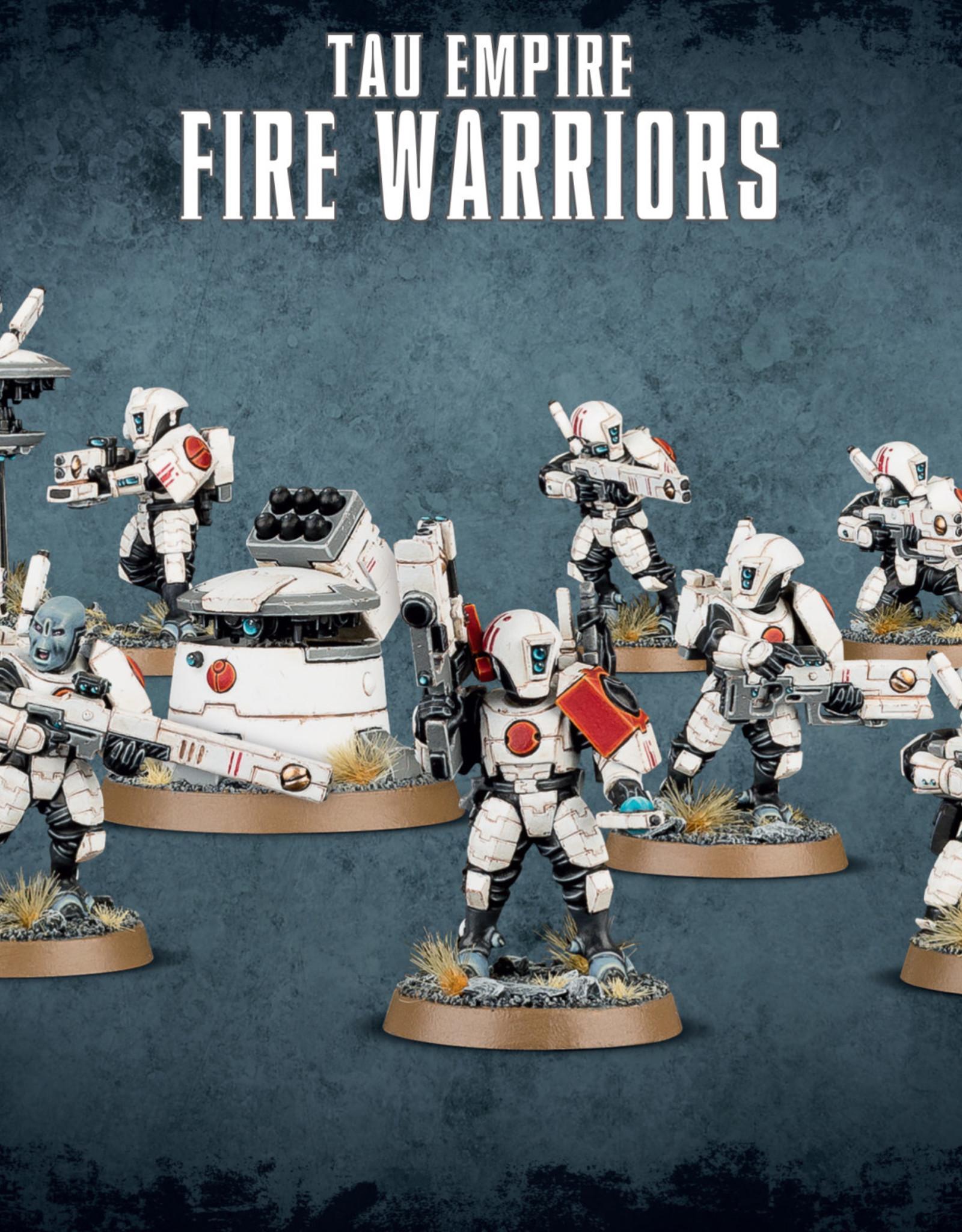 Warhammer 40K Tau Empire Fire Warriors