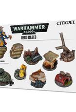 Warhammer 40K Wahammer 40K: Hero Bases