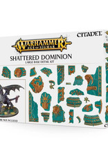 Age of Sigmar Shattered Dominion: Large Base Detail Kit