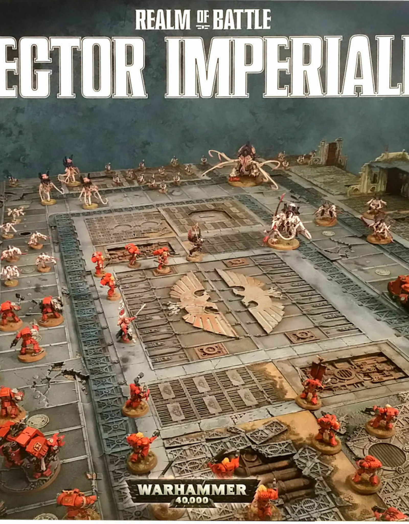 Warhammer 40K Realm of Battle: Sector Imperialis