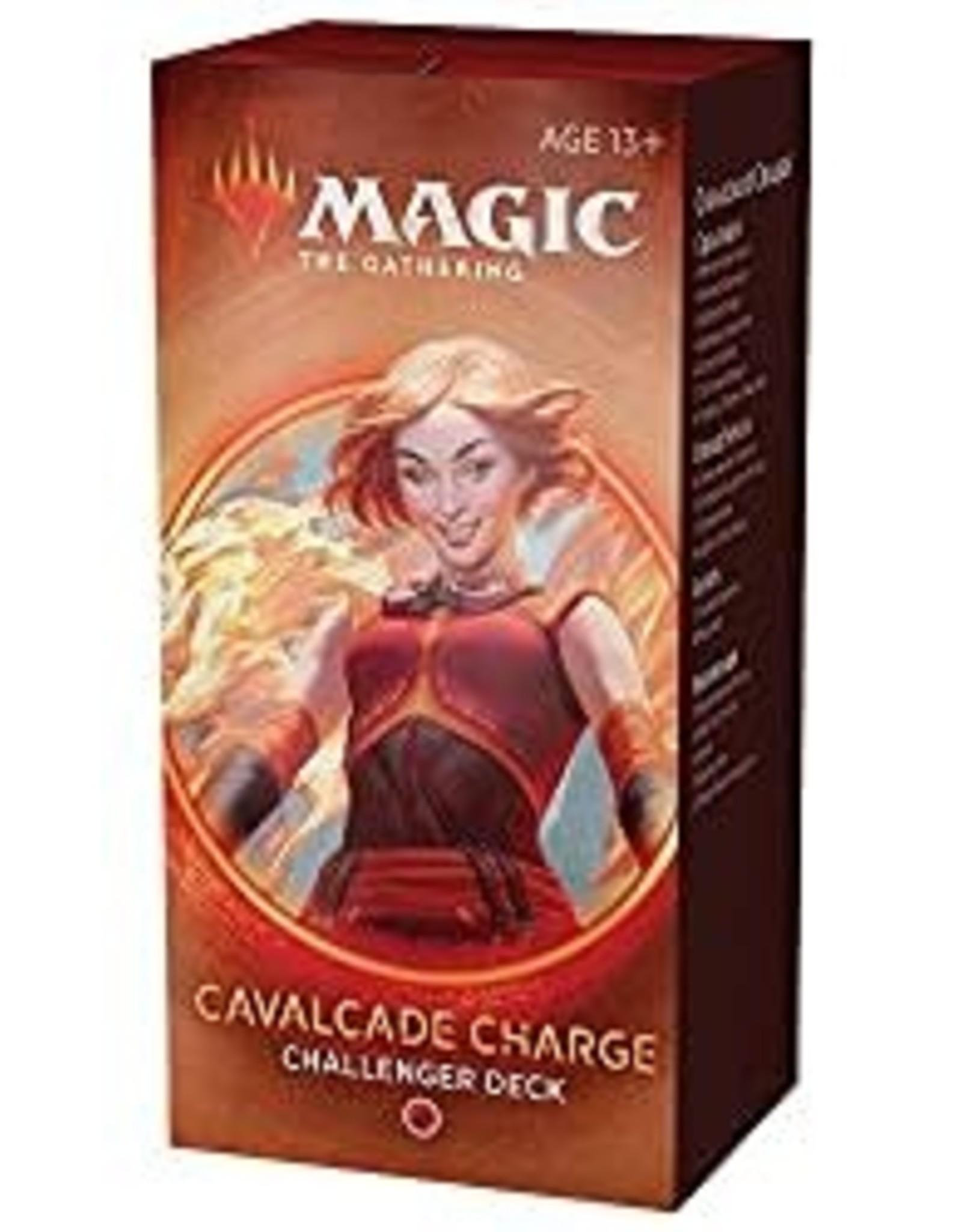 MTG Challenger Deck: Cavalcade Charge