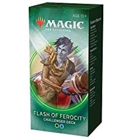 MTG Challenger Deck: Flash of Ferocity