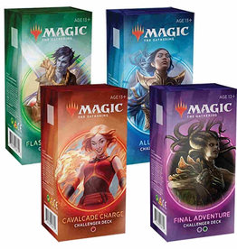 Challenger Decks: 2020 One Of Each