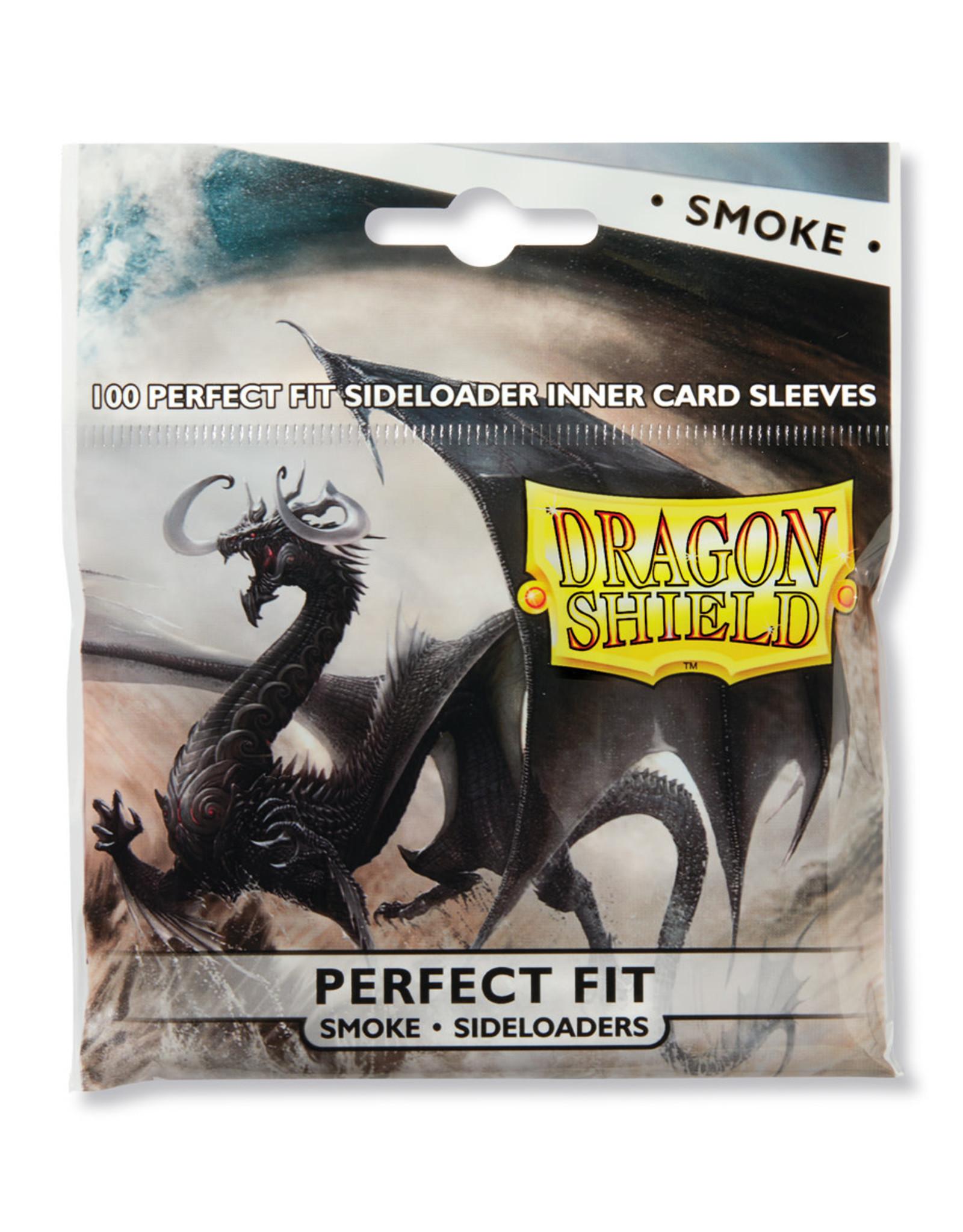 Dragon Shield Perfect Fit Sideloader Smoke