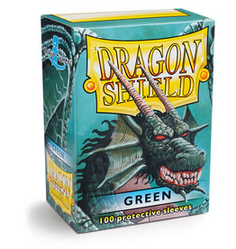 Dragon Shield: 100 Classic Green