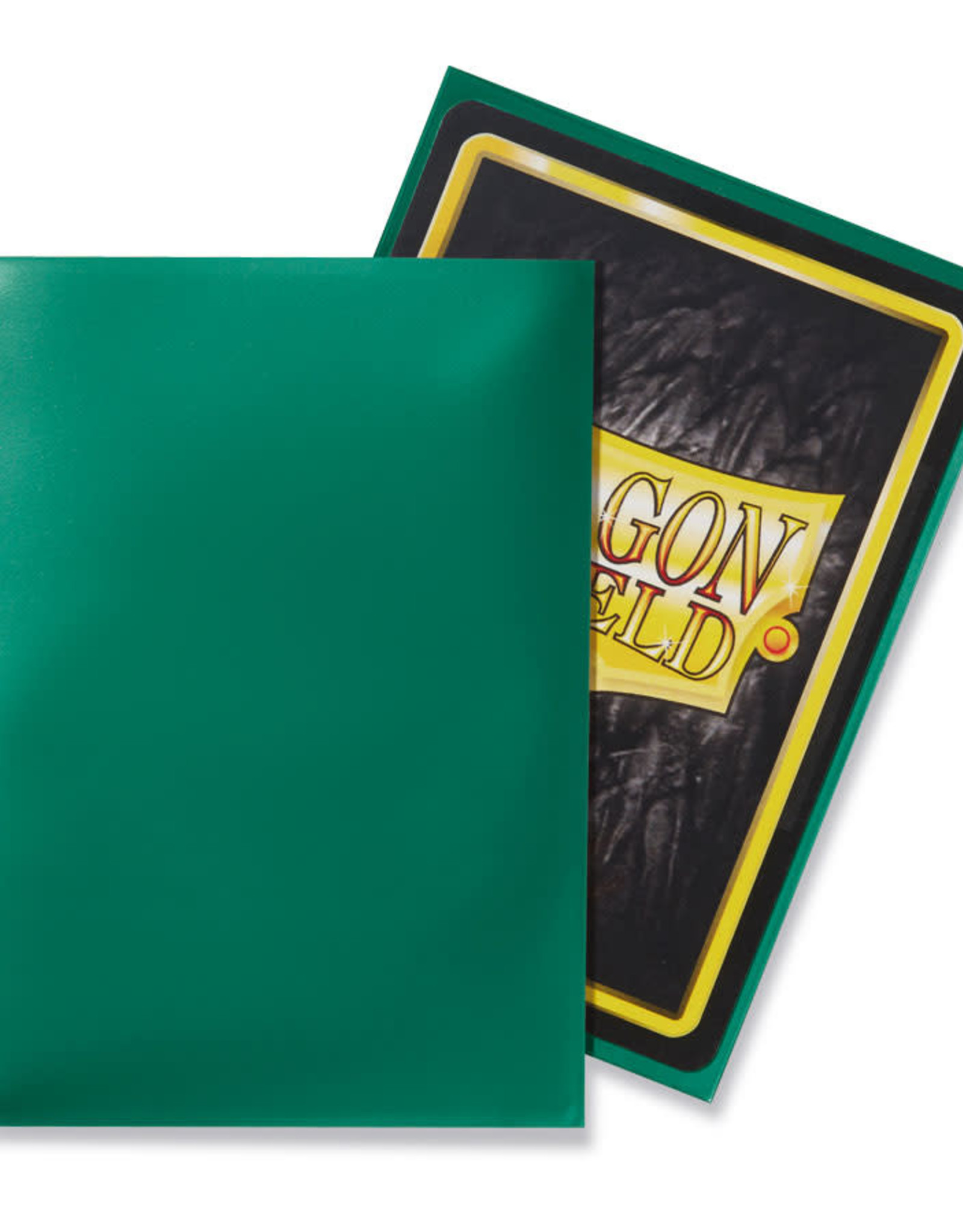 Dragon Shield: 100 Classic Green