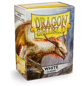 Dragon Shield: 100 Classic White