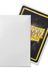 Dragon Shield: 100 Classic White