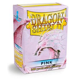 Dragon Shield: 100 Classic Pink