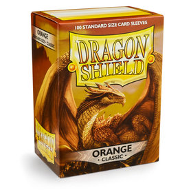 Dragon Shield: 100 Classic Orange