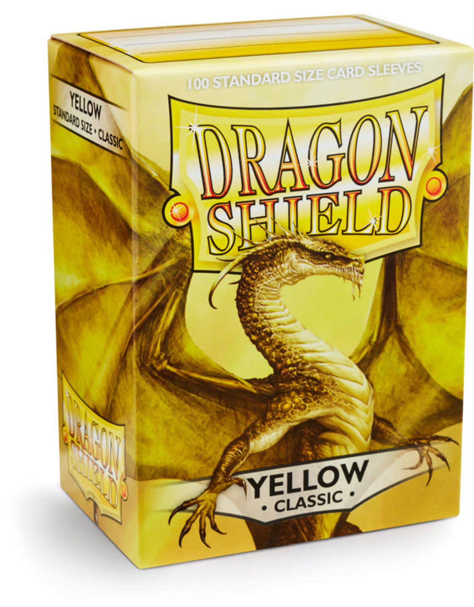 Dragon Shield Dragon Shield: 100 Classic Yellow