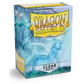 Dragon Shield: 100 Matte Clear