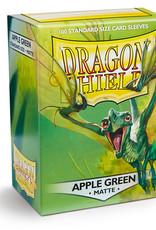 Dragon Shield: 100 Matte Apple Green