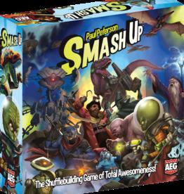 Smash Up Card Game