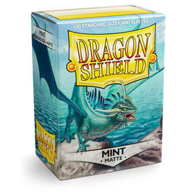 Dragon Shield: 100 Matte Mint