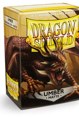 Dragon Shield: 100 Matte Umber