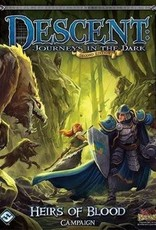 Descent: Journeys in the Dark - Heirs of Blood Campaign Book