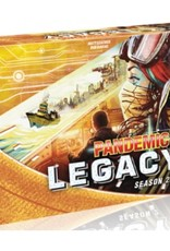 Pandemic Legacy Yellow