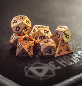 Die Hard Dice Die Hard Metal RPG Set - Copper Rose