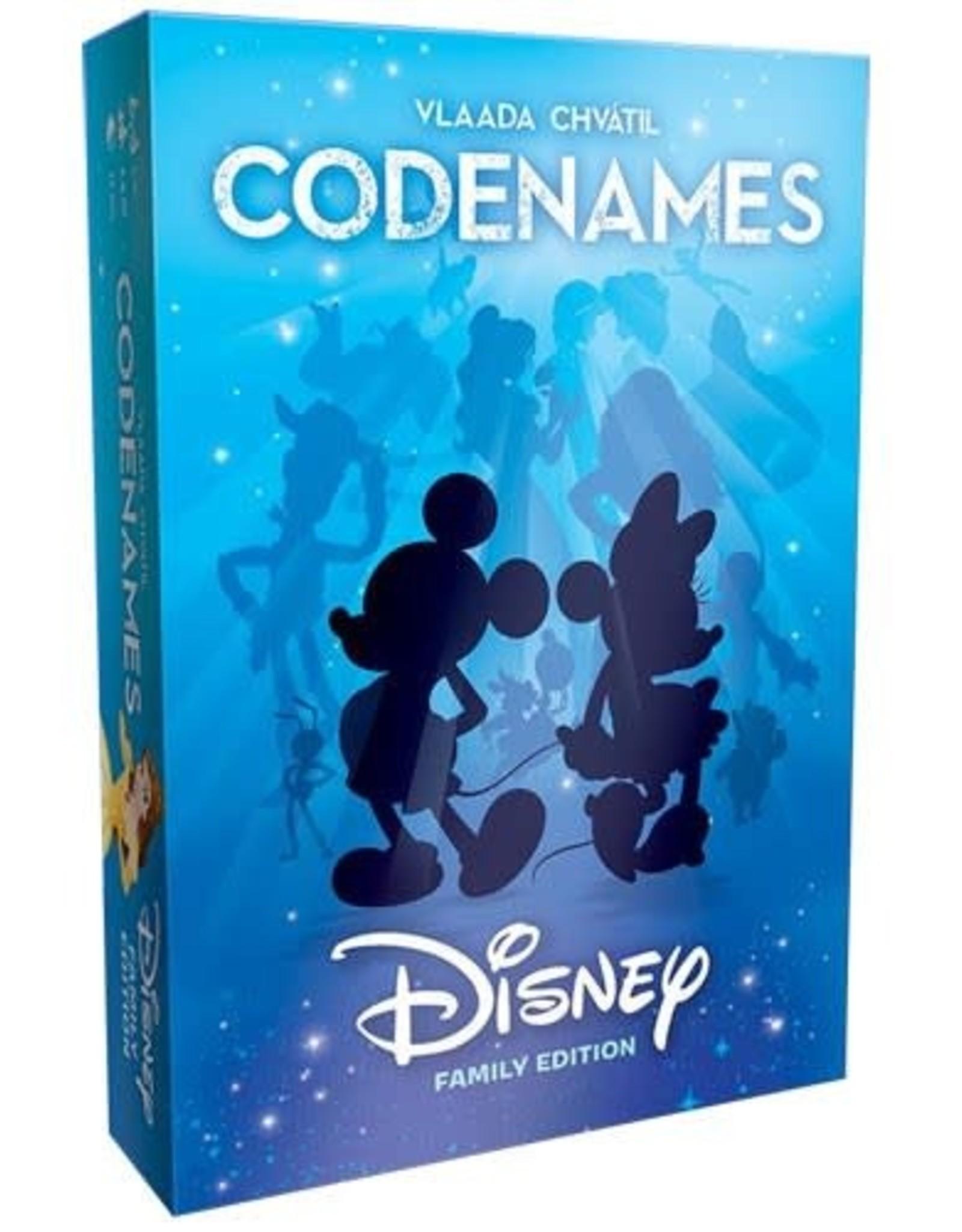 Disney Codenames