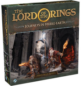 The Lord of the Rings: Journeys in Middle-earth - Shadowed Paths Expansion (Pre-Order)