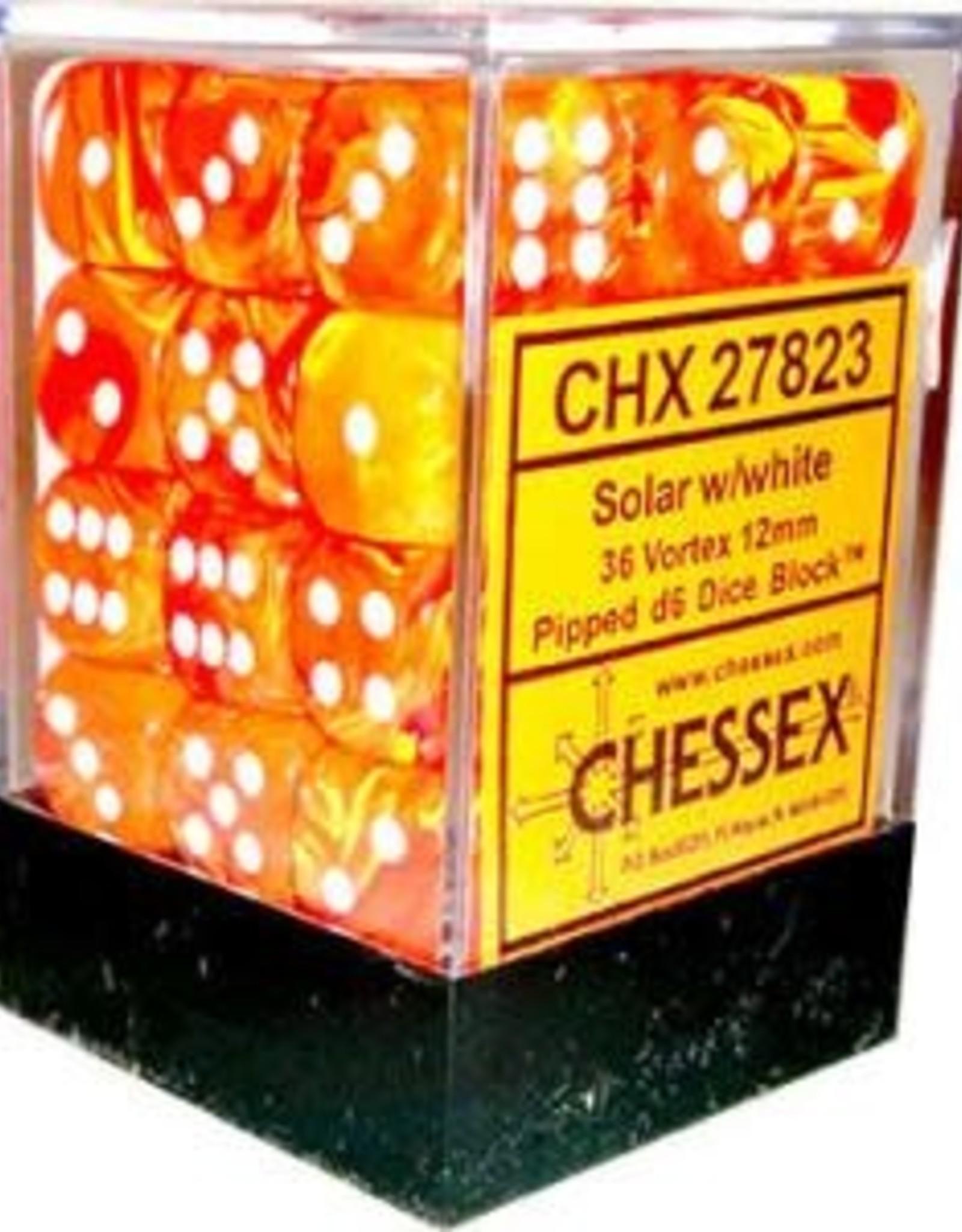 CHX 27823 VORTEX SOLAR/WHITE