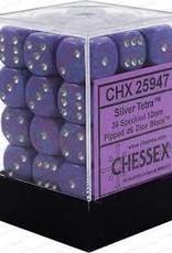 CHX 25947 SPECKLED 12MM D6 - SILVER TETRA