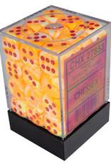 CHX 27853 Festive Sunburst w/ Red