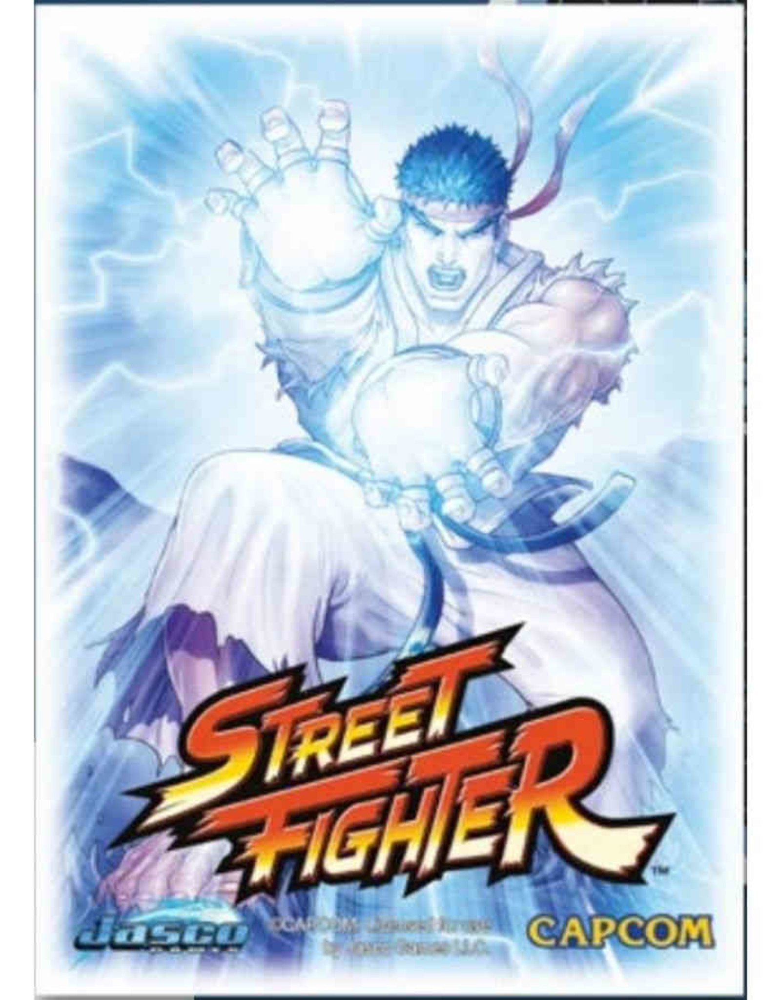 Dragon Shield Sleeves 100 Art Classic Street Fighter Ryu