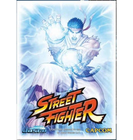Dragon Shield Sleeves 100 Art Classic Street Fighter Ryu