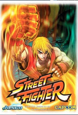 Dragon Shield Sleeves 100 Art Classic Street Fighter Ken