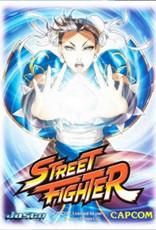Dragon Shield Sleeves 100 Art Classic Street Fighter Chun-Li