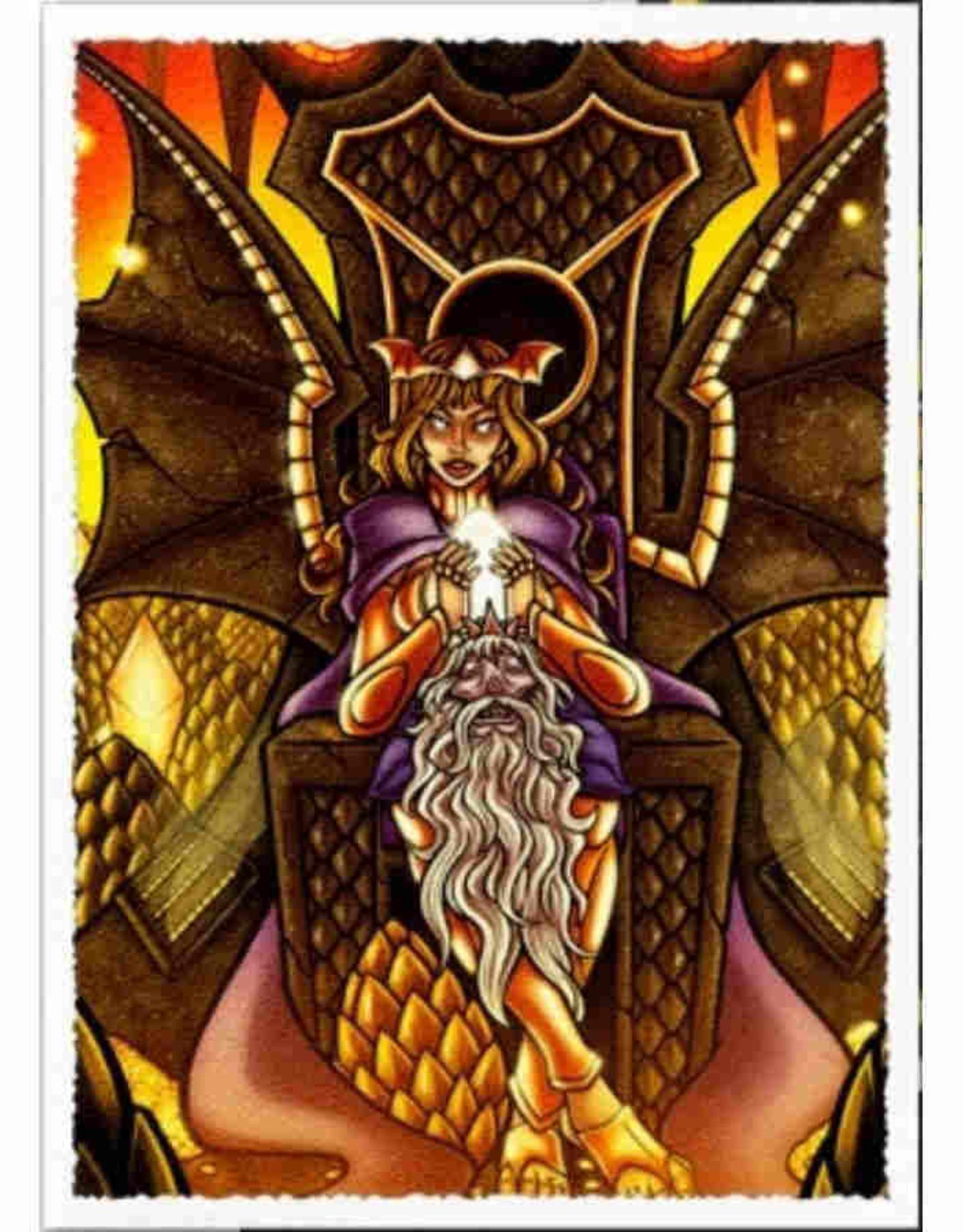 Dragon Shield Art Matte Queen Athromark