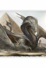Dragon Shield Art Matte Sphinx Dragon