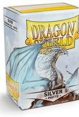 Dragon Shield Dragon Shield: 100 Matte Silver
