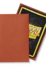 Dragon Shield: 100 Matte Copper